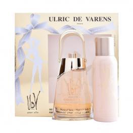 Set de Perfume Mujer Gold-Issime Ulric de Varens (2 Pcs)