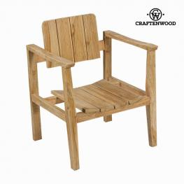Silla Madera de Mindi (80 X 62 X 58 Cm) - Colección Pure Life By Craftenwood