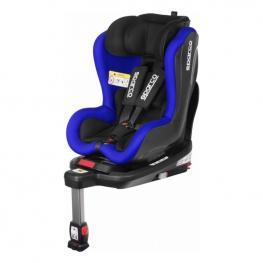 Silla Para el Coche Sparco Sk500 Negro/azul
