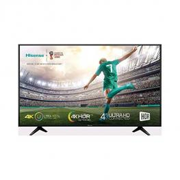 Smart Tv Hisense 50A6140 50 4K Ultra Hd Wifi Hdr Negro