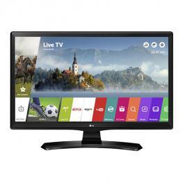 "Smart Tv Lg 24Mt49Spz 24"" Hd Ready Ips Led Usb Wifi Negro"