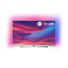 Smart Tv Philips 50Pus7354 50 4K Ultra Hd Led Wifi Ambilight Plateado