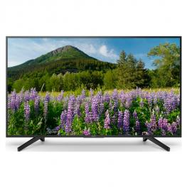 Smart Tv Sony Kd55Xf7096Baep 54,6 4K Ultra Hd Led Wifi Negro