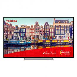 Smart Tv Toshiba 50Vl5A63Dg 50 4K Ultra Hd Led Wifi Negro
