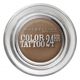 Sombra de Ojos En Crema Color Tattoo 24H Maybelline