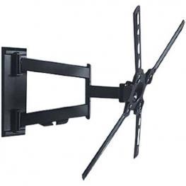 Soporte Tv Gisan Ax412 37-55 20 Kg Negro