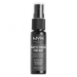 Spray Fijador Nyx Acabado En Mate Mini (18 Ml)