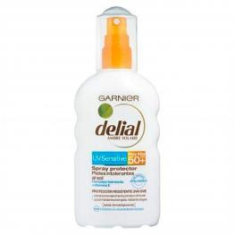 Spray Protector Solar Sensitive Advanced Delial Spf 50+ (200 Ml)