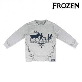 Sudadera Sin Capucha Niña Frozen 74244 Gris