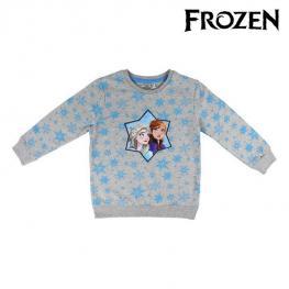 Sudadera Sin Capucha Niña Frozen 74250 Gris