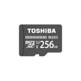 Tarjeta Micro Sd Toshiba Thn-M203K2560Ea 256 Gb