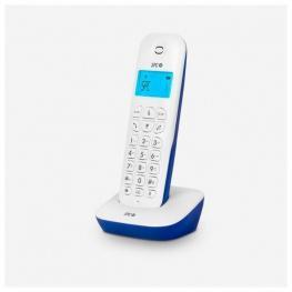 Teléfono Inalámbrico Spc Air 7300A Dect Blanco Azul