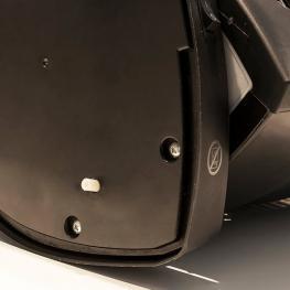 Termoventilador Portátil Cecotec Ready Warm 9750 Rotate Force 2400W Negro