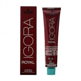 Tinte Permanente Igora Royal Schwarzkopf Nº 6-6 Chocolate