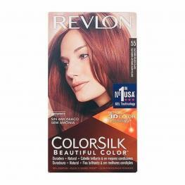 Tinte Sin Amoniaco Colorsilk Revlon Rojizo Claro