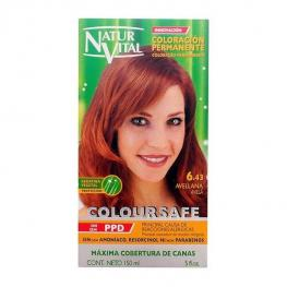 Tinte Sin Amoniaco Coloursafe Naturaleza y Vida Avellana