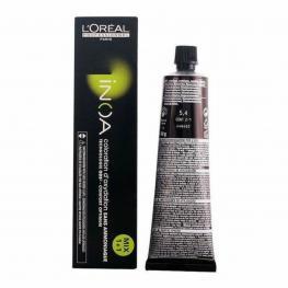 Tinte Sin Amoniaco Inoa L'Oreal Expert Professionnel Nº 5,4 (60 G)
