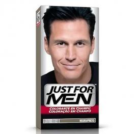 Tinte Sin Amoniaco Just For Men Negro Natural