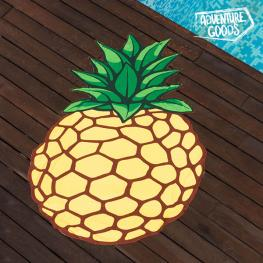 Toalla de Playa Piña Adventure Goods