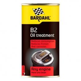 Tratamiento Aceite Sintético Bardahl +60.000Km (300Ml)