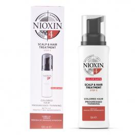 Tratamiento Capilar Protector System 4 Nioxin Spf 15 (100 Ml)