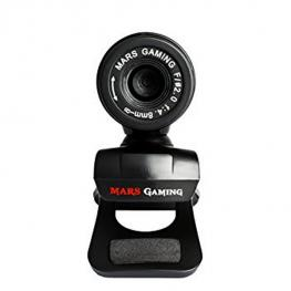 Webcam Gaming Tacens Mars Mw1 Hd 720P Clip Negro