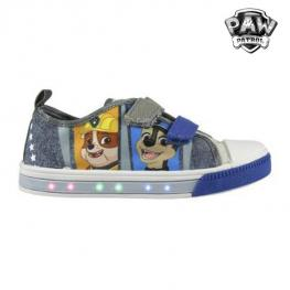 Zapatillas Casual Con Led The Paw Patrol 72916