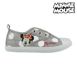 Zapatillas Casual Minnie Mouse 72890 Gris