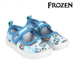Zapatillas Casual Niño Frozen 73561 Azul