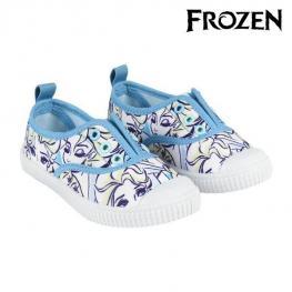 Zapatillas Casual Niño Frozen 73566 Azul