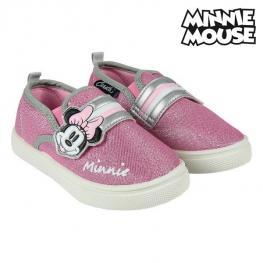 Zapatillas Casual Niño Minnie Mouse Rosa