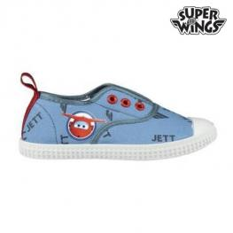 Zapatillas Casual Niño Super Wings 72885 Azul