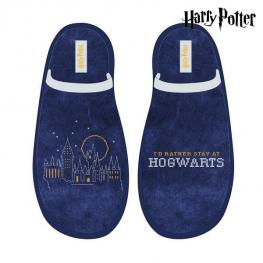 Zapatillas de Estar Por Casa Harry Potter 74158 Azul Marino