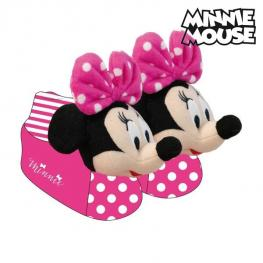 Zapatillas de Estar Por Casa Minnie Mouse