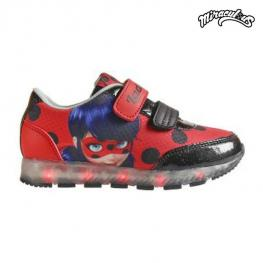 Zapatillas Deportivas Con Led Lady Bug 72583