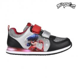 Zapatillas Deportivas Con Led Lady Bug 73399