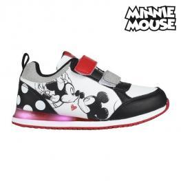 Zapatillas Deportivas Con Led Minnie Mouse 73450