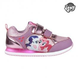Zapatillas Deportivas Con Led My Little Pony 73400 Lila