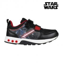 Zapatillas Deportivas Con Led Star Wars 73401 Negro