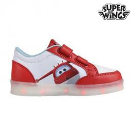 Zapatillas Deportivas Con Led Super Wings 72666