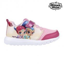 Zapatillas Deportivas Shimmer And Shine 72952 Rosa