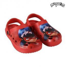 Zuecos de Playa Lady Bug 72742