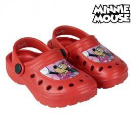 Zuecos de Playa Minnie Mouse