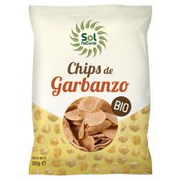 Chips de Garbanzo Bio 80 G
