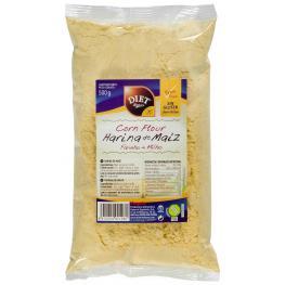 Harina de Maiz 500Gr