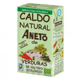 Caldo de Verduras Aneto Ecologico