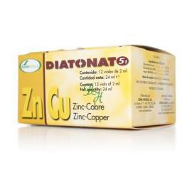 Dionato Soria Natural Zn Cu 12 Viales