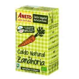 Caldo Natural de Zanahoria 1L