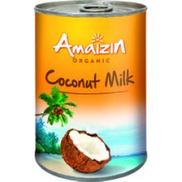 Coco Milk Amaizin Lata 400Ml