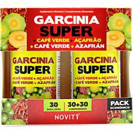 Garcinia Super + Café Verde + Azafrán